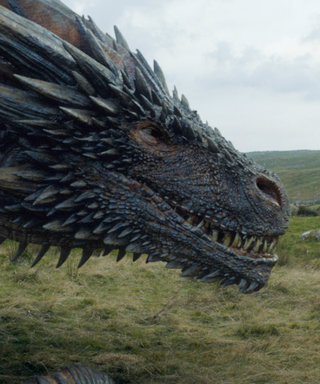 Jon Snow Meeting Drogon on Game of Thrones Looked Very Different IRL