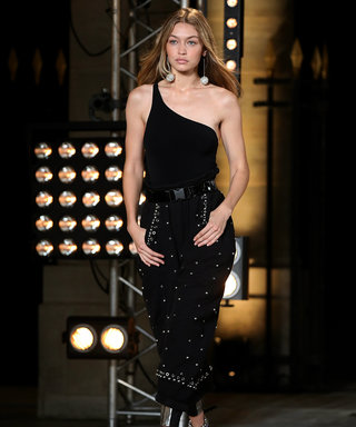 Gigi Hadid Looks Absolutely Gorgeous at First PFW Show