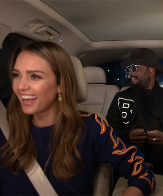 Gwyneth Paltrow, Jessica Alba, and Will.i.am Ignite a Rave Party in Carpool Karaoke Teaser