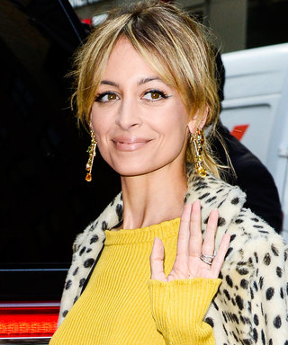 Nicole Richie's Fancy-Looking Skirt Is on Sale for $40