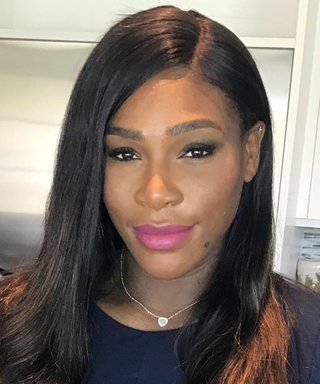 Serena Williams's Post-Baby Underwear Selfie Game Is on Point