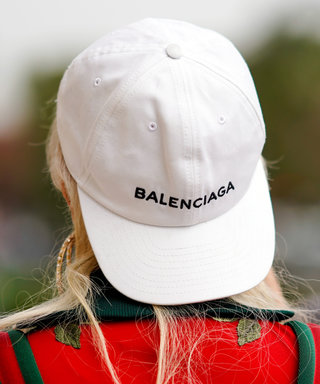 Balenciaga's New Logo Comes from One of the Most Unglamorous Parts of City Life