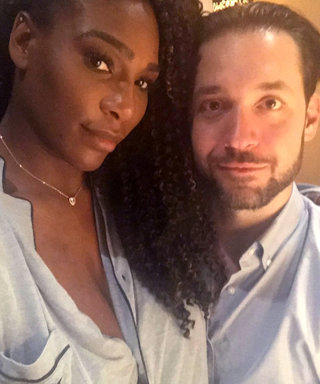 Serena Had Her First Baby-Free Day—but It Didn't Go So Well