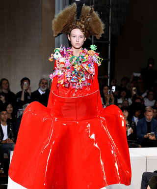 See the Wildest Looks at Comme des Garçons
