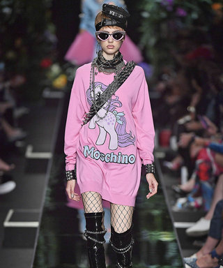 The Best Cartoon Looks From Milan Fashion Week