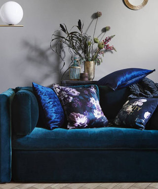 Glam Pillows That Will Transform Your Home This Fall
