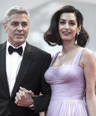 Amal Clooney Continues to Win Venice Style in Vintage Couture