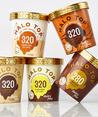 Halo Top Just Unveiled Non-Dairy and Vegan Ice Cream in So Many Flavors