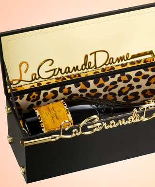 This Limited Edition Veuve Clicquot x Charlotte Olympia Holiday Gift Box IsSo Chic