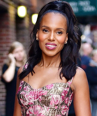 Kerry Washington Is Refusing to Accept It's Fall