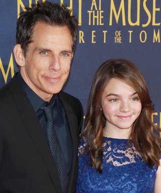 Ben Stiller's 15-Year-Old Daughter Is All Grown Up at Premiere