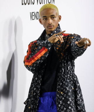 Jaden Smith Had the Best Time at the Louis Vuitton Store Opening in Paris