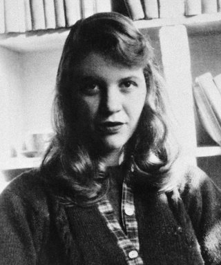 This Book Cover Featuring Sylvia Plath in a Bikini Is Causing Major Controversy