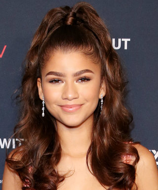 Daily Beauty Buzz: Zendaya's High Half-Up Pony