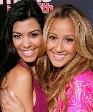 This Kardashian Sister Supported Adrienne Bailon After Her Breakup with Rob