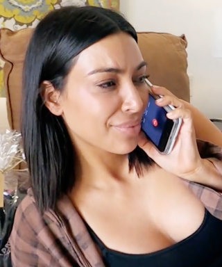 Kim Kardashian Bursts Into Tears in Fear of Another Robbery