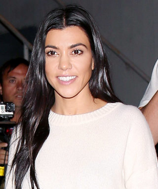 Kourtney Kardashian Will Inspire You to Try a Statement Sleeve