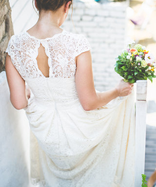 This Bride Surprised Her Grandma by Wearing Her 55-Year-Old Wedding Dress