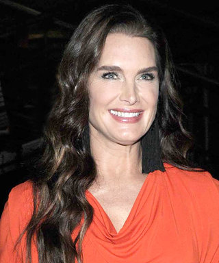 Brooke Shields Turned Pumpkins into the Hottest Fall Accessory