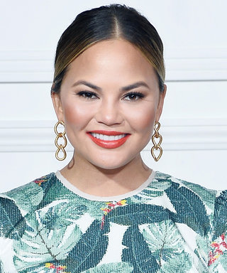 """Chrissy Teigen Launches Hunt for the """"Very Large Mom Bra"""" She Left Behind onFlight"""