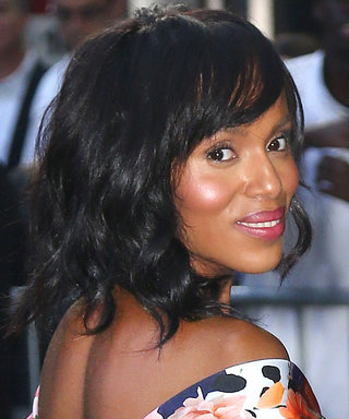 Daily Beauty Buzz: Kerry Washington's Melon Lipstick