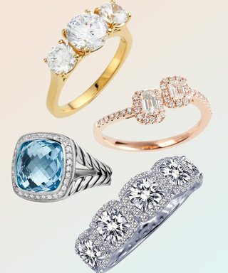 20 Fabulous Engagement Rings That Are Major Statement Pieces