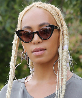 Solange Knowles Cut Her Hair Into the Most Marvelous Short Afro