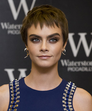 Cara Delevingne's Novel Is Coming Out This Week!