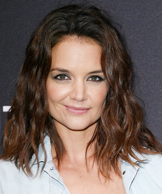 Daily Beauty Buzz: Katie Holmes's Smoky Eyes