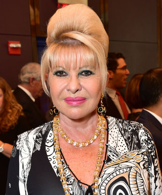 President Trump's First Wife Ivana Says She Wouldn't Trade Places with Melania