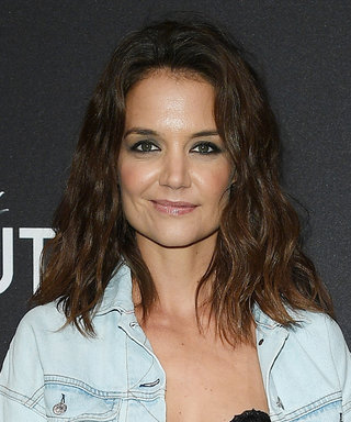 Katie Holmes Turns a $69 Bra Into a Chic Top