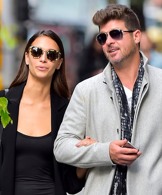 Robin Thicke and Girlfriend April Love Geary Welcome a Daughter