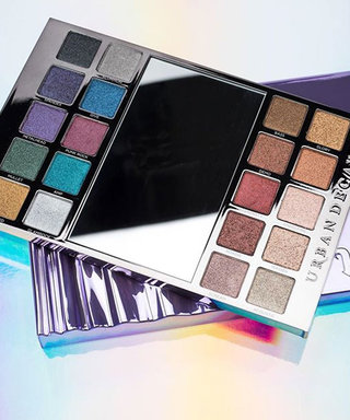 Urban Decay's New Palette Is Its Most Metallic One Yet