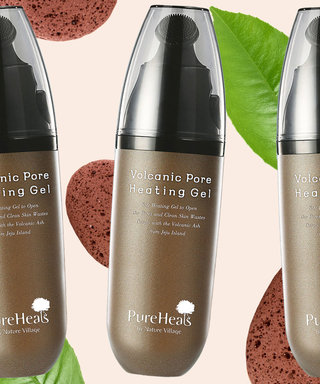 The Secret to Unclogging Your Pores Could Be Lava