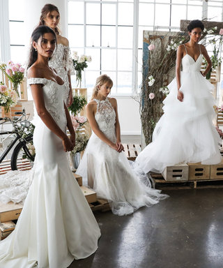 38 Stunning Fall Looks from Bridal Fashion Week