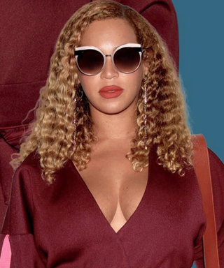 Beyoncé's Deep-V Tracksuit Is Her Sexiest Athleisure Look to Date