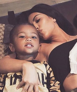 Kim Kardashian and Her Grandma Address Rumors That North Dislikes Saint