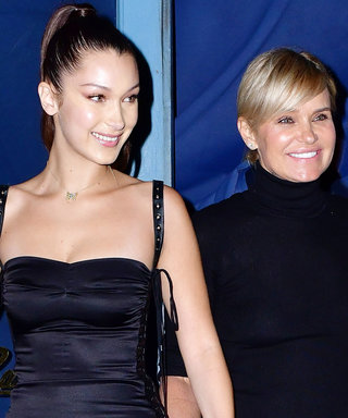 Yolanda Hadid Coyly Addresses Bella and Drake's Relationship Status