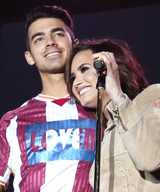 Watching Demi Lovato Relive Her First Kiss with Joe Jonas Will Give You Butterflies