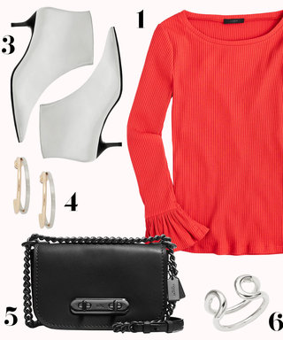 Here's the Perfect Low-Key Outfit for Your Friendsgiving Plans