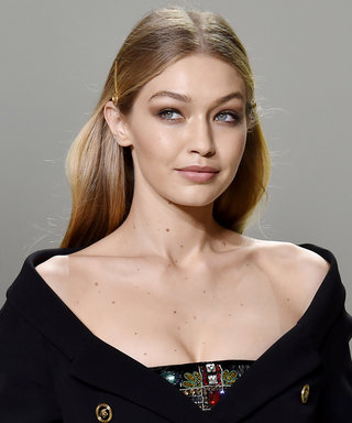 Your First Look at Gigi Hadid's Maybelline Collab Is Finally Here