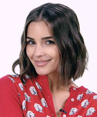 Olivia Culpo and Justine Marjan Show Us 3 Ways to Style 2017's Hottest Haircut