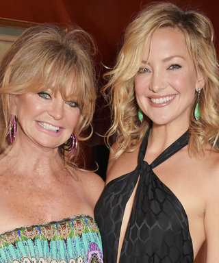 Kate Hudson Says Mom Goldie Hawn Once Crashed Her High School Party in a Negligee