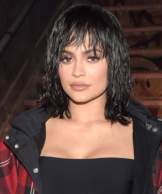 Pregnant Kylie Jenner Is Back in a Crop Top