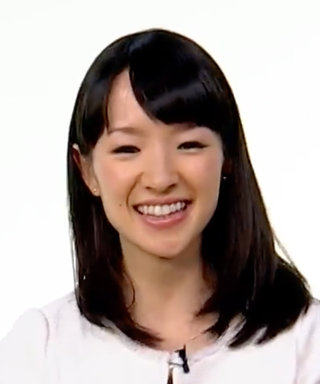 Marie Kondo Shows Us How to Travel Tidy