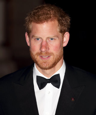 Prince Harry Accepts Award on Behalf of Princess Diana for Her AIDS Activism