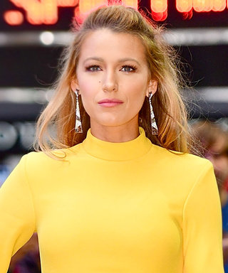Blake Lively Might Be the Only Human Able to Pull Off Head-to-Toe Yellow