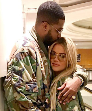 Khloé Kardashian Can't Keep Her Hands off Her Man in This Sweet Instagram Post