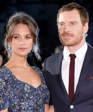Alicia Vikander and Michael Fassbender Are Married!