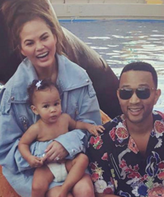 Chrissy Teigen and the Fam Make Your Fall Dreams Come True at the Pumpkin Patch